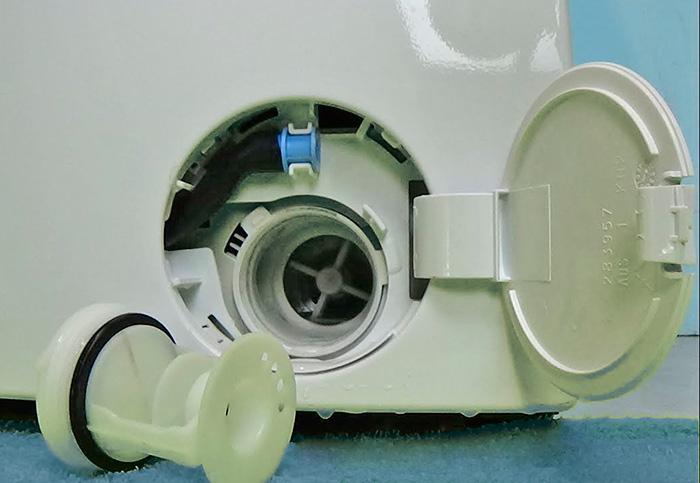 Чистка дренажного фильтра стиральной машины своими руками