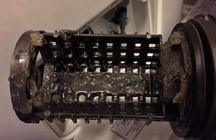 Как почистить дренажный фильтр стиральной машины (сливной)