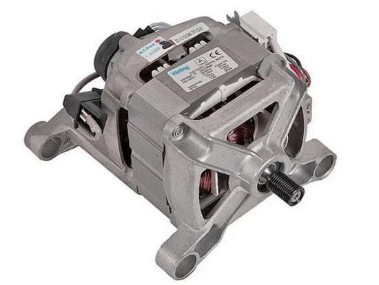 Электродвигатель стральной машины не работает, машинка не запускается