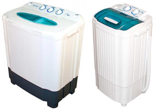 Evgo – WS стиральная машинка без водопровода - обзор