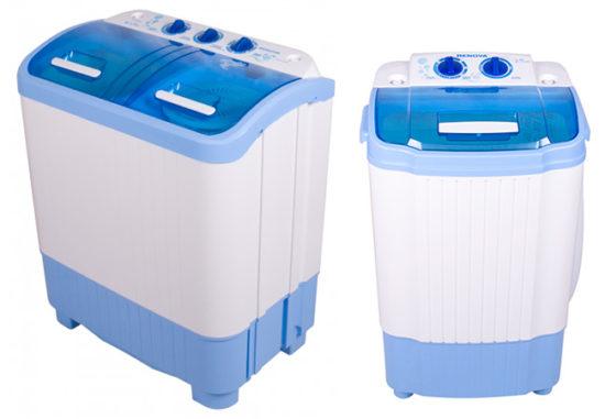 Renova WS сравнение и обзор стиральных машин активаторного типа