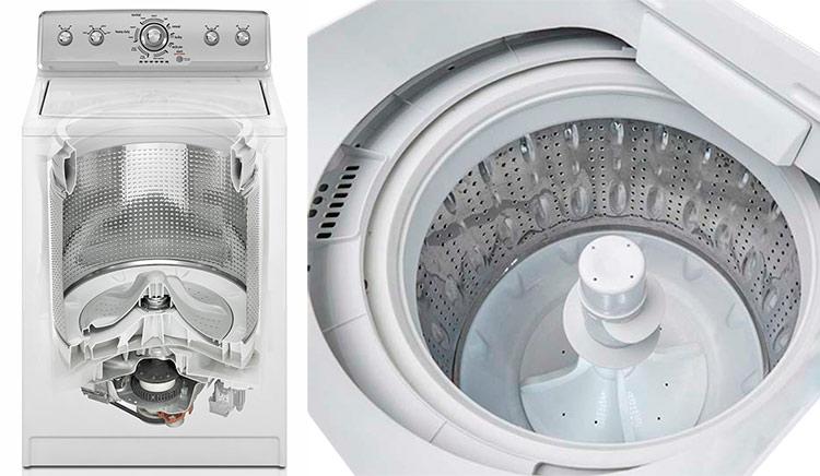 Строении и принцип работы стиральной машины активаторного типа без подключения к водопроводу